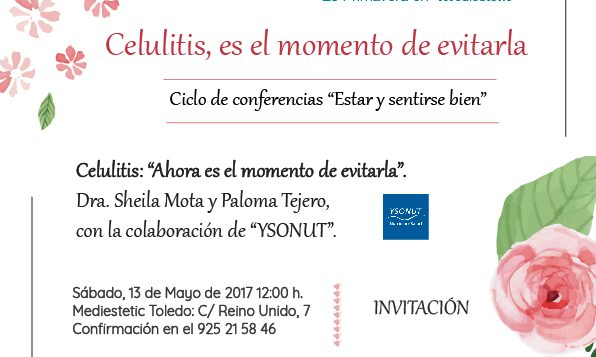celulitis, mediestetic, conferencias